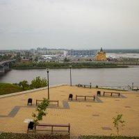 вид с Фёдоровской набрежной :: Алексей Медведев