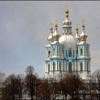 Смольный собор :: Александр Алексеенко