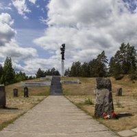 """Памятник """"Партизанская Слава"""" в г. Луга :: Serega"""