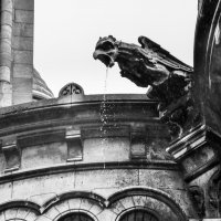 Дождь в Париже :: Наталия