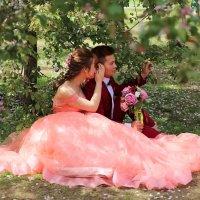 розовая свадьба :: tatiana rastorgyeva