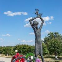 Мемориал БЕЛОРУССКИМ ДЕТЯМ – ЖЕРТВАМ ФАШИЗМА :: Игорь Чичиль