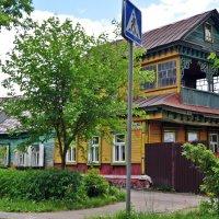 Старый дом :: Лариса Вишневская