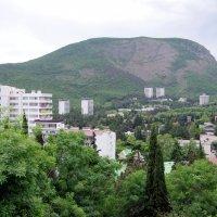 Восточный склон Аю-даг (известна как «Медведь-гора») :: Валерий Новиков