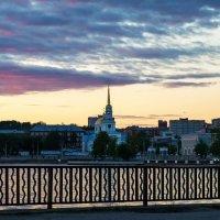 Города, где я бывал, г. Воткинск - родина П.И. Чайковского :: Владимир Максимов