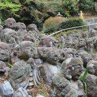 Япония. Арасияма. Храм Отаги Ненбутсу. :: Виктория