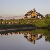 Кудыкина Гора Воздушный фестиваль Июнь 2017г :: Юрий Клишин