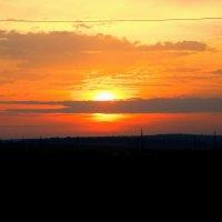 На закате дня :: Alla Alla