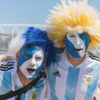 Аргентина — 1:1 Исландия :: Борис Гольдберг