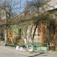 Старость города. :: barsuk lesnoi