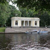 Павильон Росси в Михайловском саду :: Елена Павлова (Смолова)