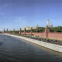 Москва, Софийская и Кремлёвская набережные. :: Игорь Олегович Кравченко
