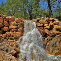 Горный водопад... :: Sergey Gordoff