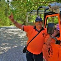 Водитель нашего джипа Мехмед... :: Sergey Gordoff