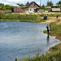 Летняя рыбалка :: Нэля Лысенко