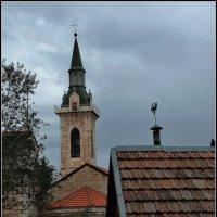 Крыши Иерусалима. :: Leonid Korenfeld