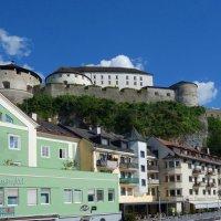 Ку́фштайн — город в Австрии, расположен на берегу реки Инн... :: Galina Dzubina