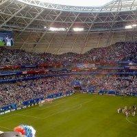 Стадион Самара Арена. Игра Коста-Рика - Сербия 17.06.18 :: MILAV V