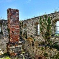 Анакопийская крепость и Анакопийский храм :: Tata Wolf
