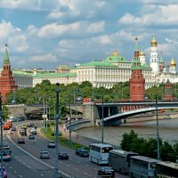 Москва :: Юрий Бичеров