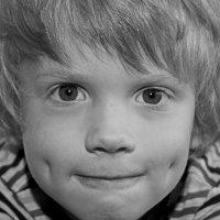 Детский Портрет.  Дети. :: Jakob Gardok