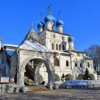 Церковь Казанской иконы Божией Матери в Коломнском :: Константин Анисимов