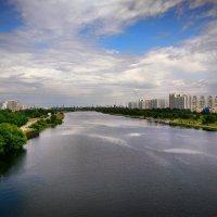 Бретеевский мост :: Аlexandr Guru-Zhurzh