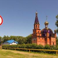 Георгиевская церковь, Кинель :: Олег Манаенков