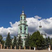 Троицкая церковь в селе Екатериновка (Безенчукский район) :: Олег Манаенков