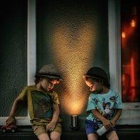 детские грезы :: Александр Майструк