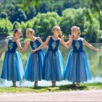 Летние балетные сезоны в парке :: Ирина Лепнёва