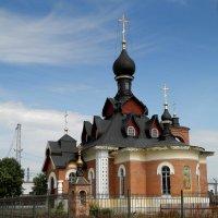 Храм С. Саровского :: Vlad Сергиевич