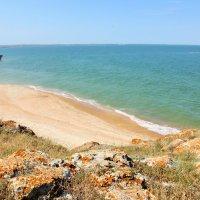 Крым.Генеральские пляжи. :: Лариса Исаева