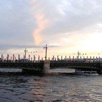 Дворцовый мост. :: Татьяна