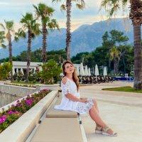 Где-то на Средиземном море! :: Анна Дрючкова
