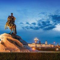 Всадник в ночи :: Юлия Батурина