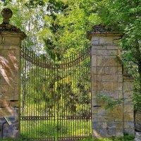 Ворота в Сильвию... :: Sergey Gordoff