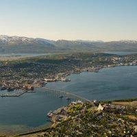 Тромсё. Столица северной Норвегии. 400 километров за полярным кругом. :: Инта