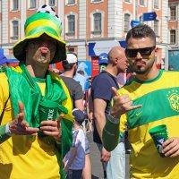 Болельщики из Бразилии :: skijumper Иванов
