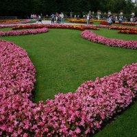 В парке Мирабель... Зальцбург :: Алёна Савина