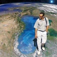 Идущий по Земле :: Вячеслав Егоров