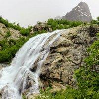 Алибекский водопад :: Вячеслав Случившийся