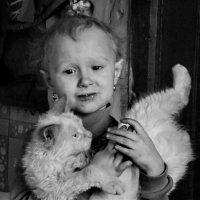 Катюшкины эмоции :: Светлана Рябова-Шатунова