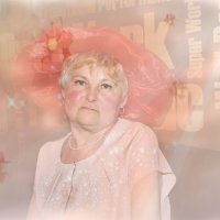 Мамина шляпа про маму все знала...... :: Tatiana Markova