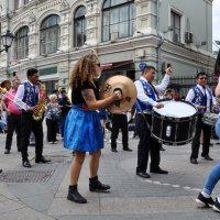 Танцы и песни  Уругвая :: Анатолий Колосов