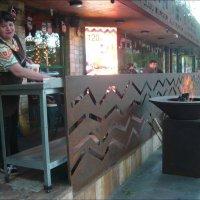 Очаг-гриль-барбекю из Голландии :: Надежда