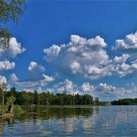 Идиллия Белого озера 2... :: Sergey Gordoff