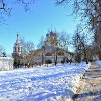 Церковь Казанской иконы Божией Матери в Коломенском :: Константин Анисимов