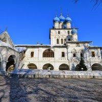Церковь Казанской иконы Божией Матери а Коломенском :: Константин Анисимов