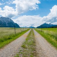Дорога в облака 2 :: Андрей Данилов